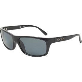 マーモット Marmot メンズ メガネ・サングラス 【Made in Italy M14 Sunglasses - Polarized】Black