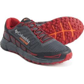 コロンビア Columbia Sportswear メンズ ランニング・ウォーキング シューズ・靴【Bajada III Trail Running Shoes】Graphite/Tangy Orange