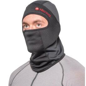 マーモット Marmot メンズ 帽子 フェイスマスク【Super Hero Polartec Power Stretch Balaclava】Black