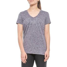 アンダーアーマー Under Armour レディース Tシャツ トップス【DFO Velocity Graphic T-Shirt - Short Sleeve】Nocturne Purple