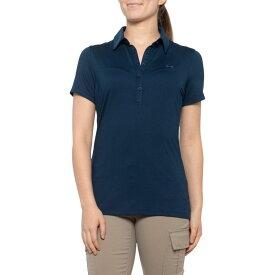 アンダーアーマー Under Armour レディース ポロシャツ 半袖 トップス【Zinger HeatGear Polo Shirt - Short Sleeve】Academy