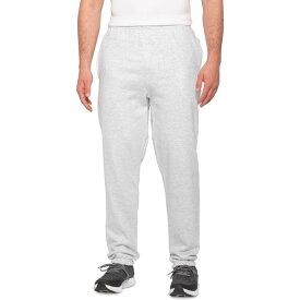 チャンピオン Champion メンズ ヨガ・ピラティス ボトムス・パンツ【Reverse-Weave Sweatpants】Gfs Silver Grey