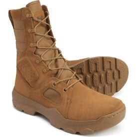 アンダーアーマー Under Armour メンズ ブーツ シューズ・靴【FNP Tactical Boots - Suede】Coyote Brown