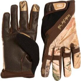 グラシア Glacier Glove メンズ 手袋・グローブ 【Lightweight Field Gloves】Realtree Xtra