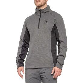 スパイダー Spyder メンズ フリース トップス【Polar Outbound Core Fleece Sweater - Zip Neck】Polar