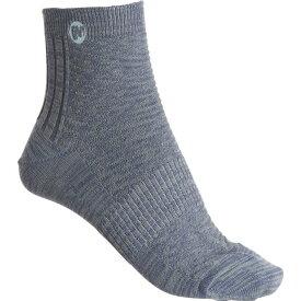 メレル Merrell レディース ソックス インナー・下着【Casual Merino Wool Socks - Ankle】Bering Sea