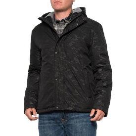 コールハーン Cole Haan メンズ ジャケット フード アウター【Signature Oxford Hooded Jacket - Insulated】Black Camo