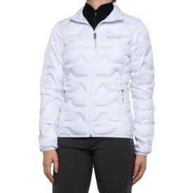 コロンビア Columbia Sportswear レディース ダウン・中綿ジャケット アウター【walker mill heat seal down jacket - 650 fill power】White