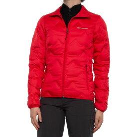 コロンビア Columbia Sportswear レディース ダウン・中綿ジャケット アウター【walker mill heat seal down jacket - 650 fill power】Red Lily