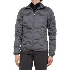 コロンビア Columbia Sportswear レディース ダウン・中綿ジャケット アウター【walker mill heat seal down jacket - 650 fill power】City Grey