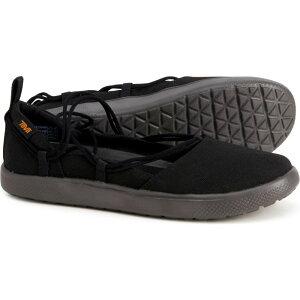 テバ Teva レディース スニーカー シューズ・靴【voya infinity mary jane shoes】Black