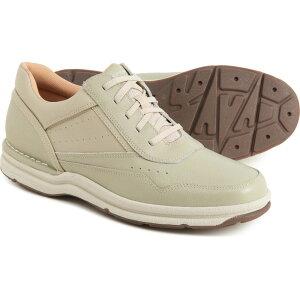 ロックポート Rockport メンズ ランニング・ウォーキング シューズ・靴【On Road Walking Shoes - Leather】White
