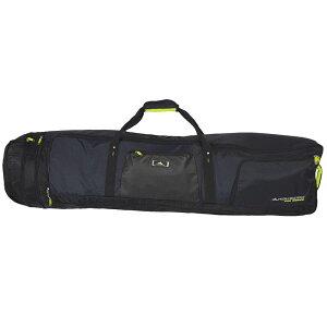 ハイシエラ High Sierra ユニセックス スキー・スノーボード スーツケース・キャリーバッグ【86 Adjustable Ski-Snowboard Wheeled Combination Bag - Black-Zest】Black/Zest