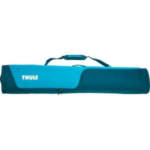スーリー Thule ユニセックス スキー・スノーボード スーツケース・キャリーバッグ【RoundTrip Snowboard Roller Bag - 165 cm】Poseidon