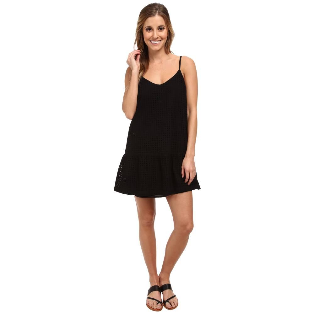 ヴァンズ レディース ワンピース・ドレス ワンピース【Freeze Up Dress】Black