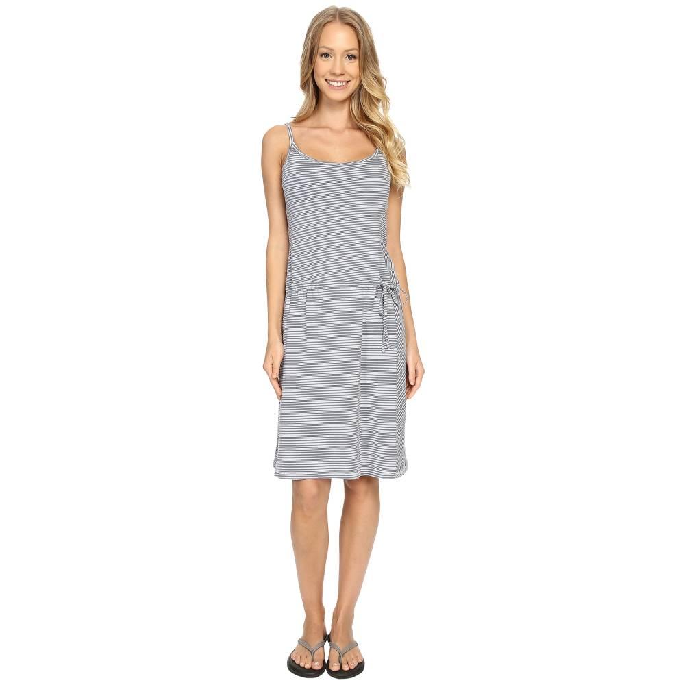 コロンビア レディース ワンピース・ドレス ワンピース【Aria' Dress】Cirrus Grey Stripe