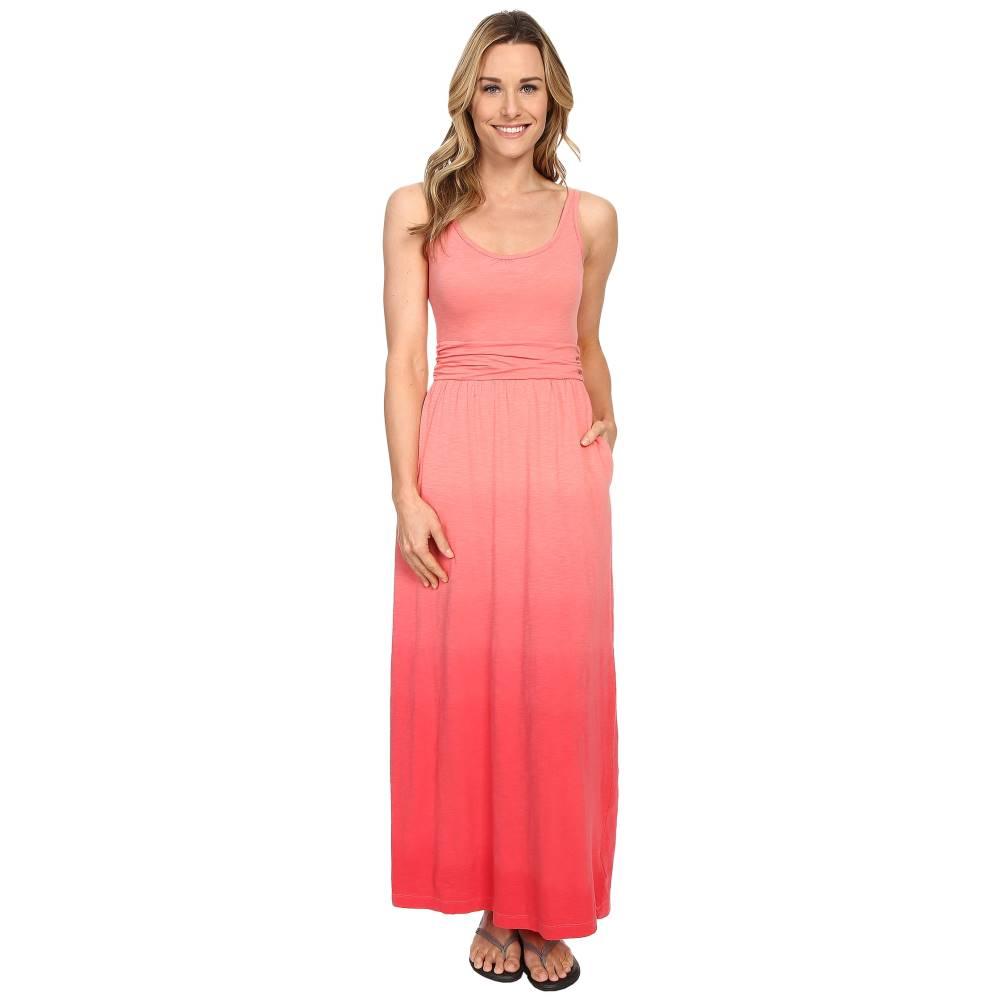 コロンビア レディース ワンピース・ドレス ワンピース【Summer Breeze' Maxi Dress】Coral Bloom