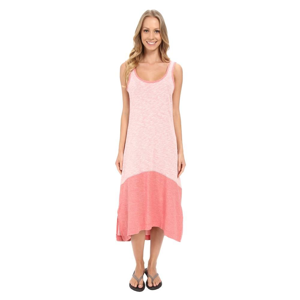 コロンビア レディース ワンピース・ドレス ワンピース【Wear It Everywhere' Dress】Sunset Red Heather
