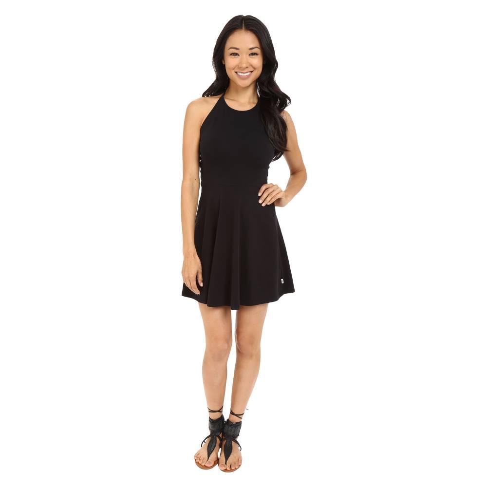 ヴァンズ レディース ワンピース・ドレス ワンピース【Neptune Dress】Solid Black