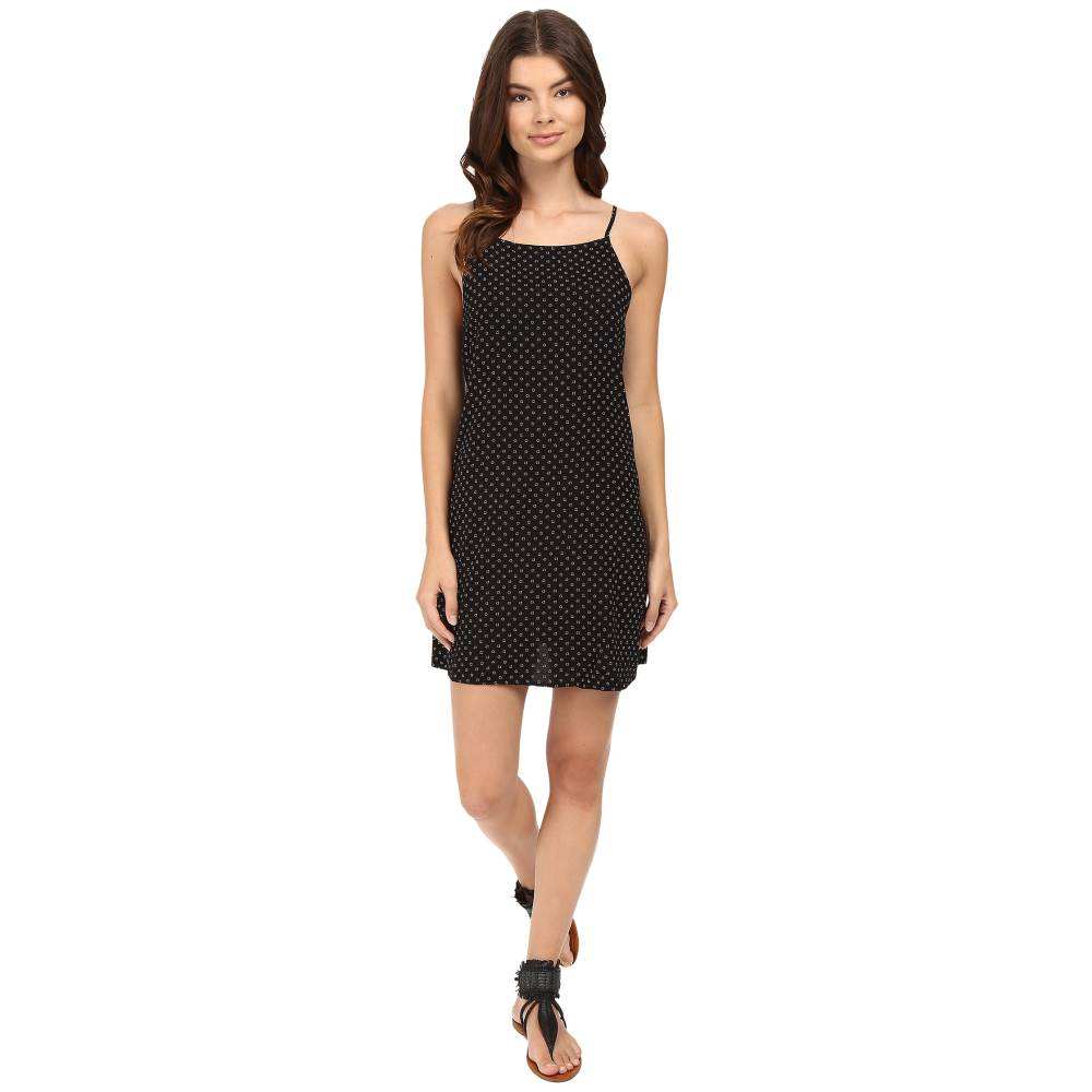 ヴァンズ レディース ワンピース・ドレス ワンピース【Marie II Dress】Black/Surf The Web