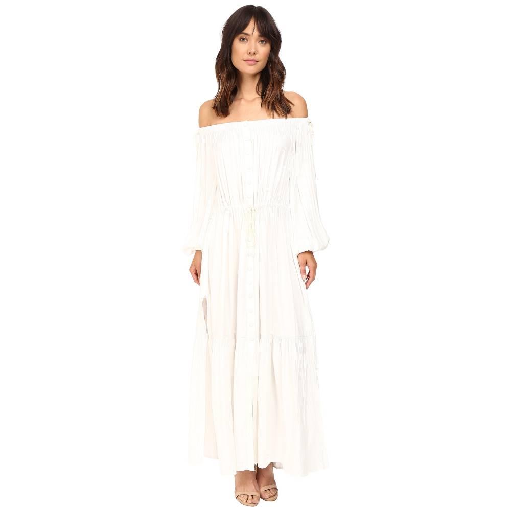 アリスマッコール レディース ワンピース・ドレス オールインワン【Irresistible Dress】White