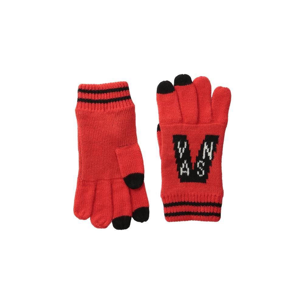 ヴァンズ Vans レディース アクセサリー 手袋【Team Spirit Gloves】Flame Scarlet