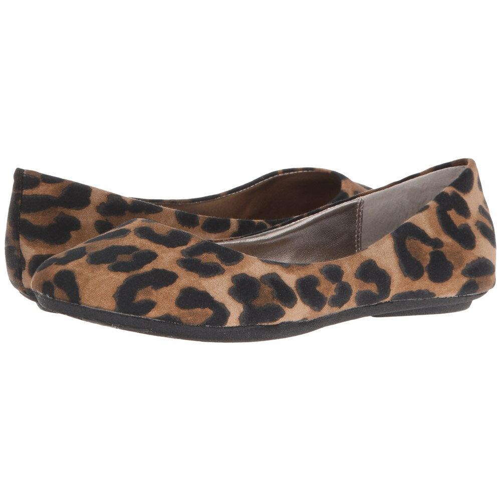 スティーブ マデン レディース シューズ・靴 スリッポン・フラット【P-Heaven】Leopard Fabric