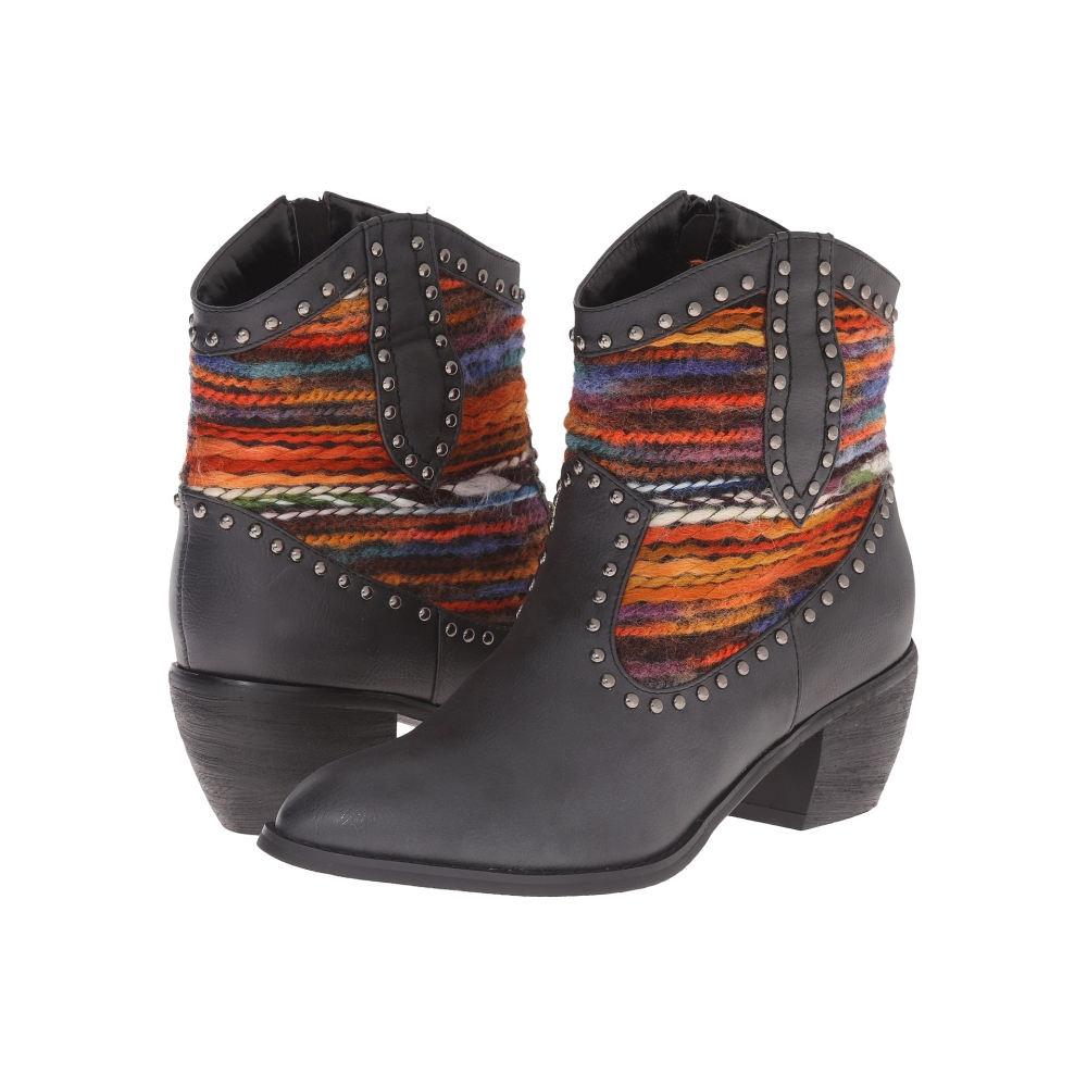 ローパー レディース シューズ・靴 ブーツ【Phoenix】Black