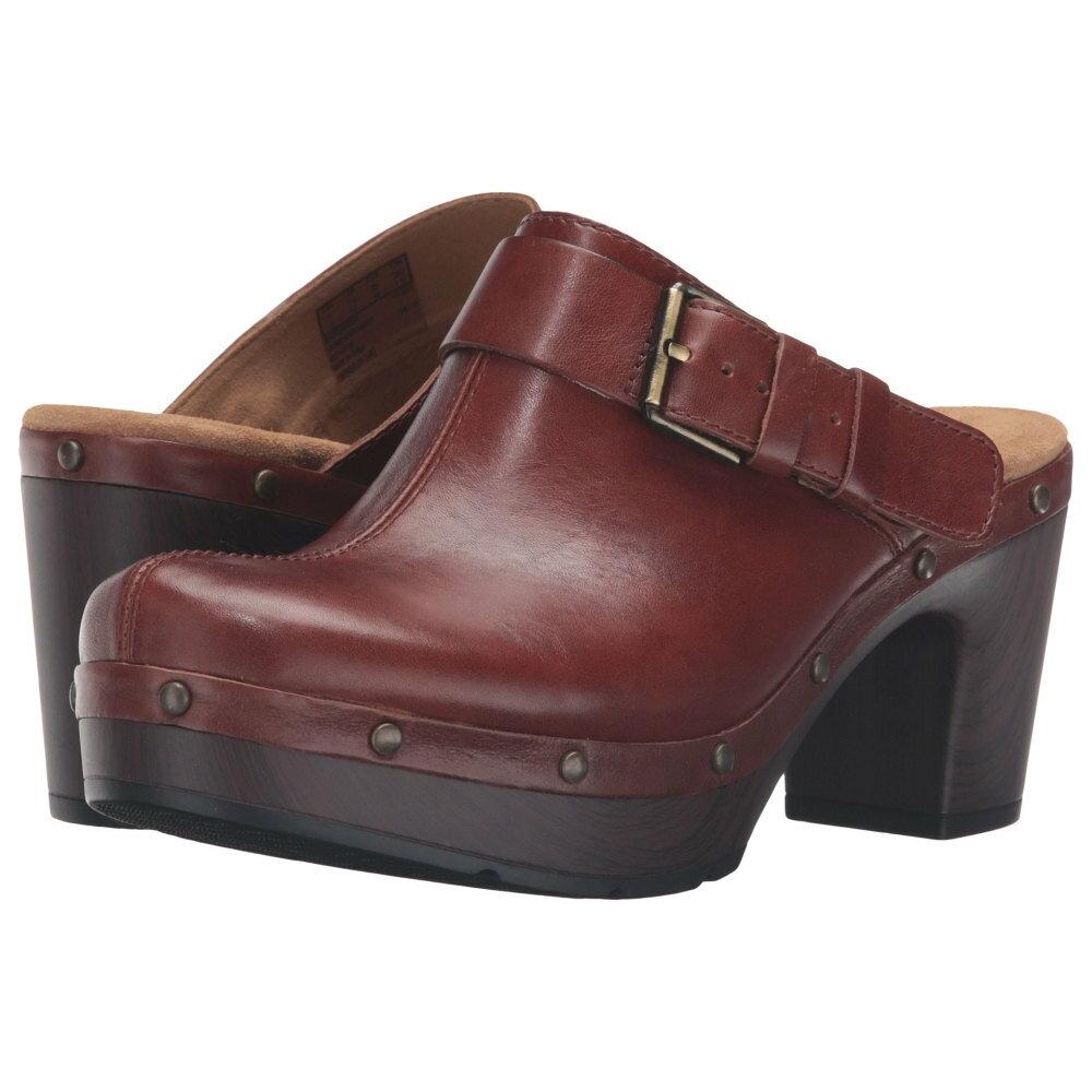 クラークス レディース シューズ・靴 サンダル・ミュール【Ledella York】Tan Leather