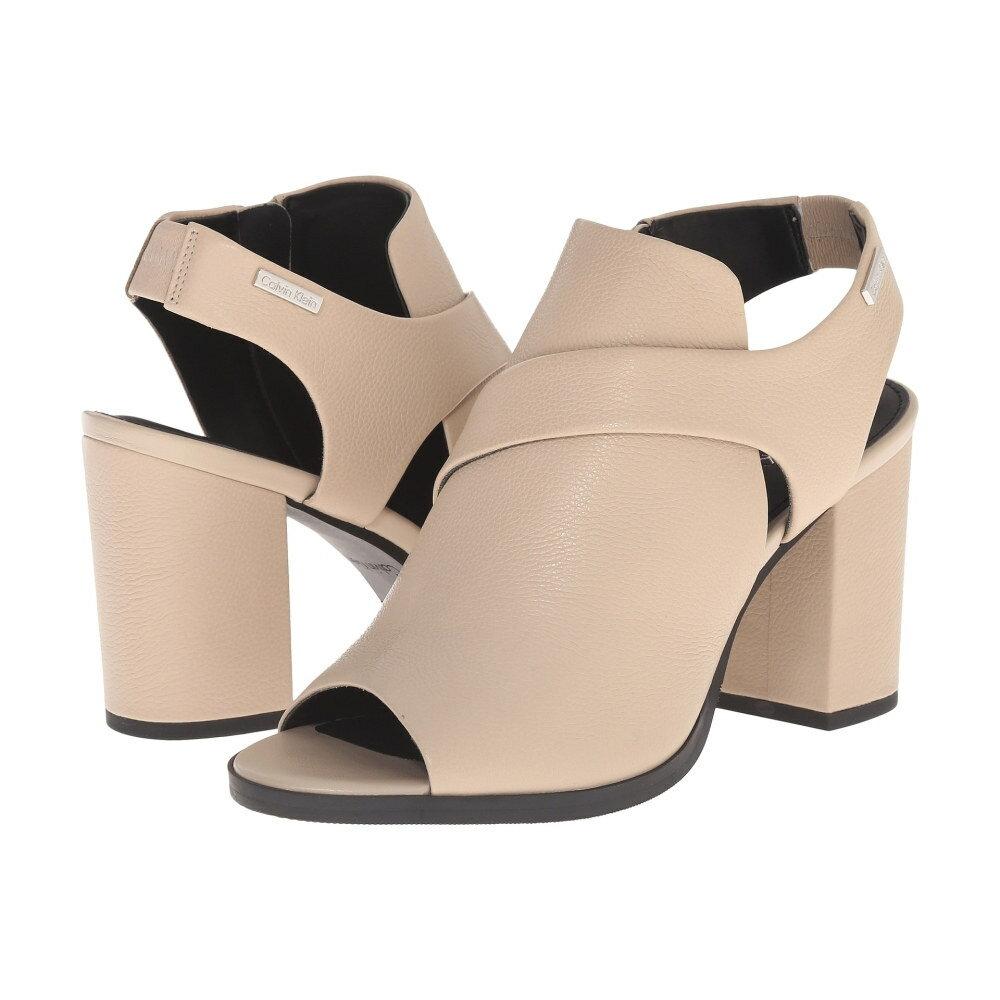 カルバンクライン レディース シューズ・靴 ヒール【Ellcia】Cocoon Toscana Leather