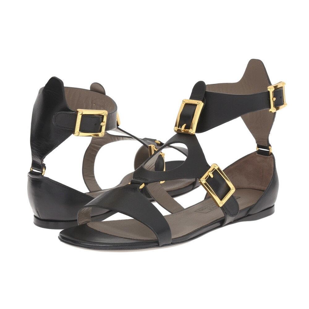ヴェルサーチ レディース シューズ・靴 サンダル・ミュール【Oro Bizantino Sandal】Nero