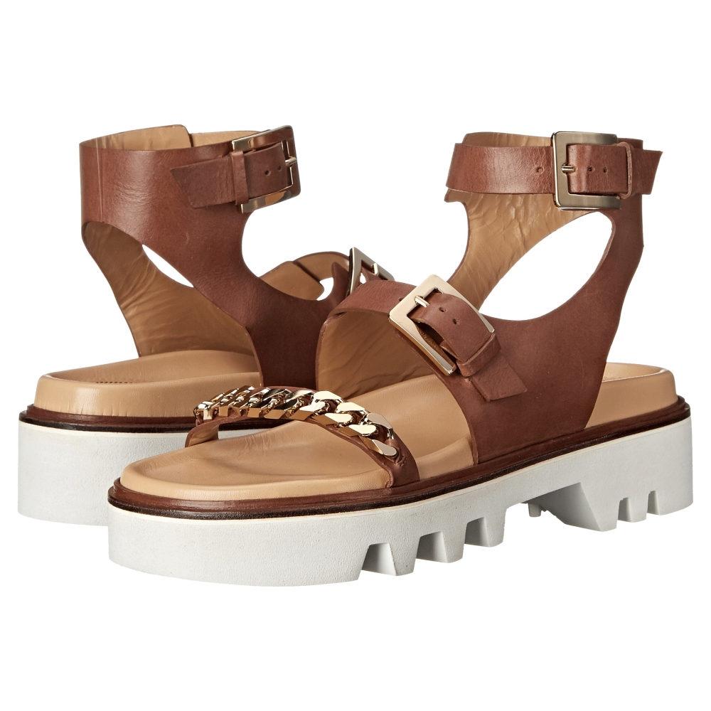ディースクエアード レディース シューズ・靴 サンダル・ミュール【Flat Sandal】Bruciato Vacchetta Veg