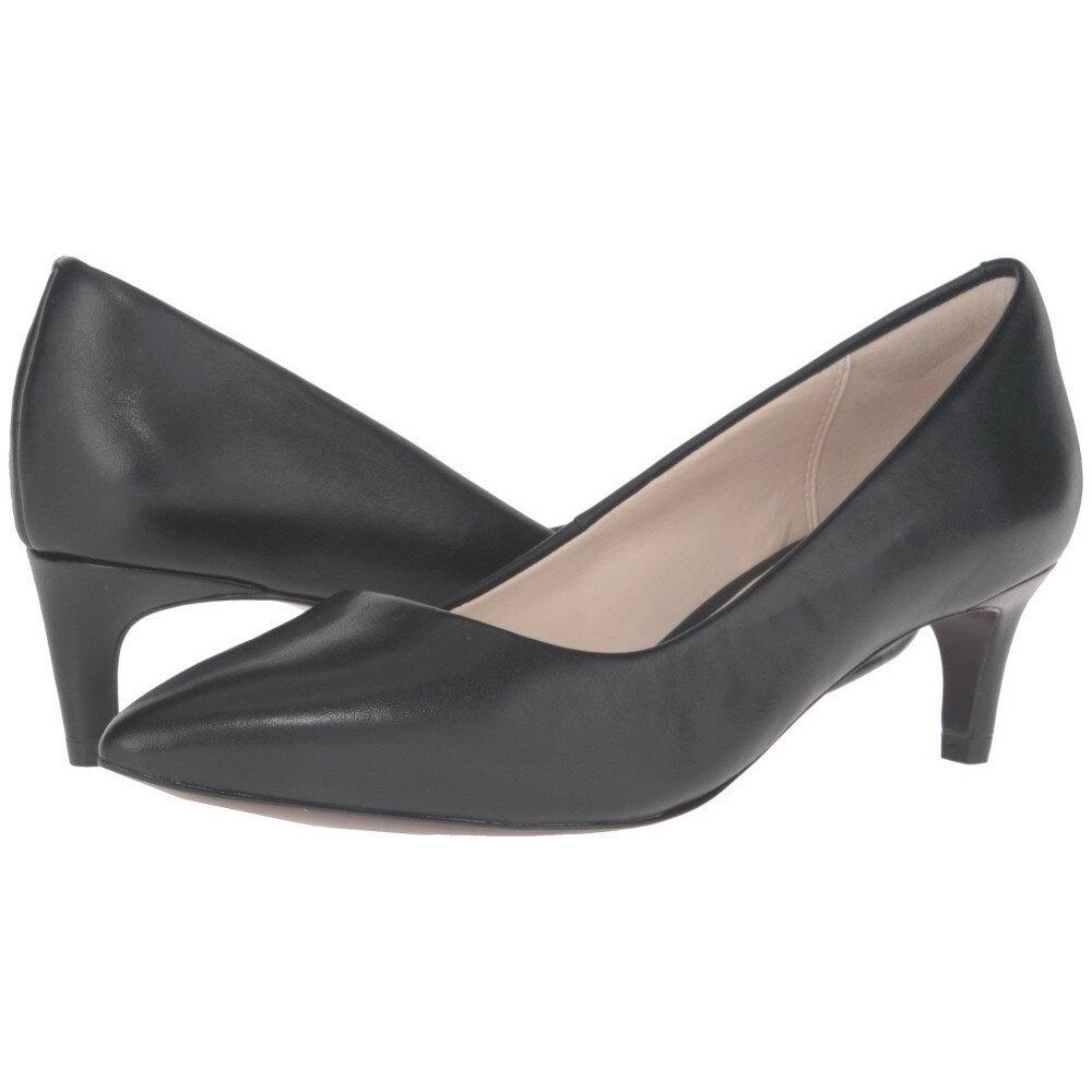 コールハーン レディース シューズ・靴 パンプス【Amelia Grand Pump 45mm】Black Leather