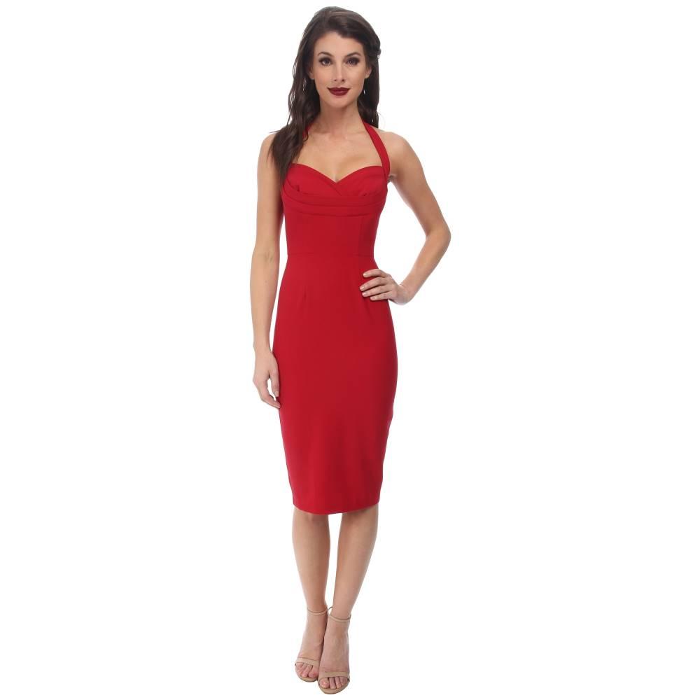 ストップスターリング レディース ワンピース・ドレス ワンピース【Alegra Fitted Dress】Red