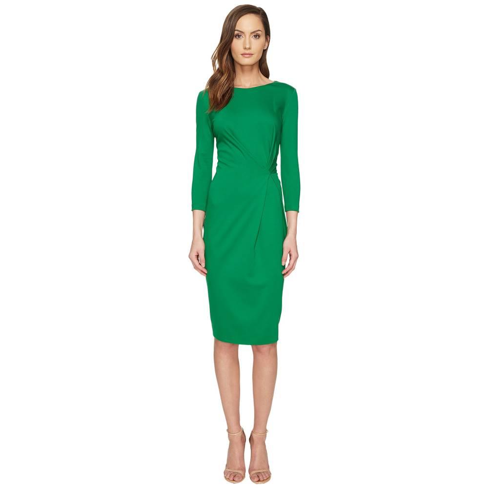 エスカーダ レディース ワンピース・ドレス ワンピース【Dassiva Long Sleeve Wrap Dress】Leaf