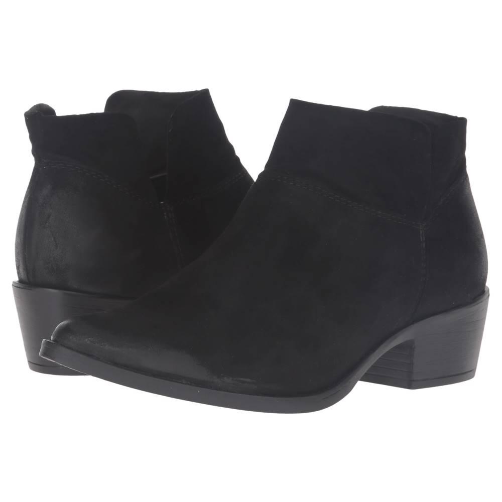 スティーブ マデン レディース シューズ・靴 ブーツ【Phoenix】Black Suede