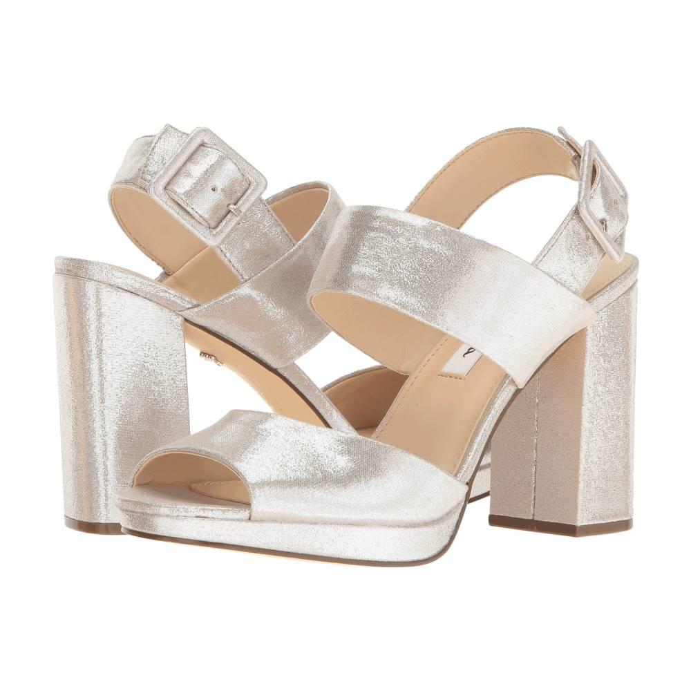 ニナ レディース シューズ・靴 サンダル・ミュール【Athena】New Silver