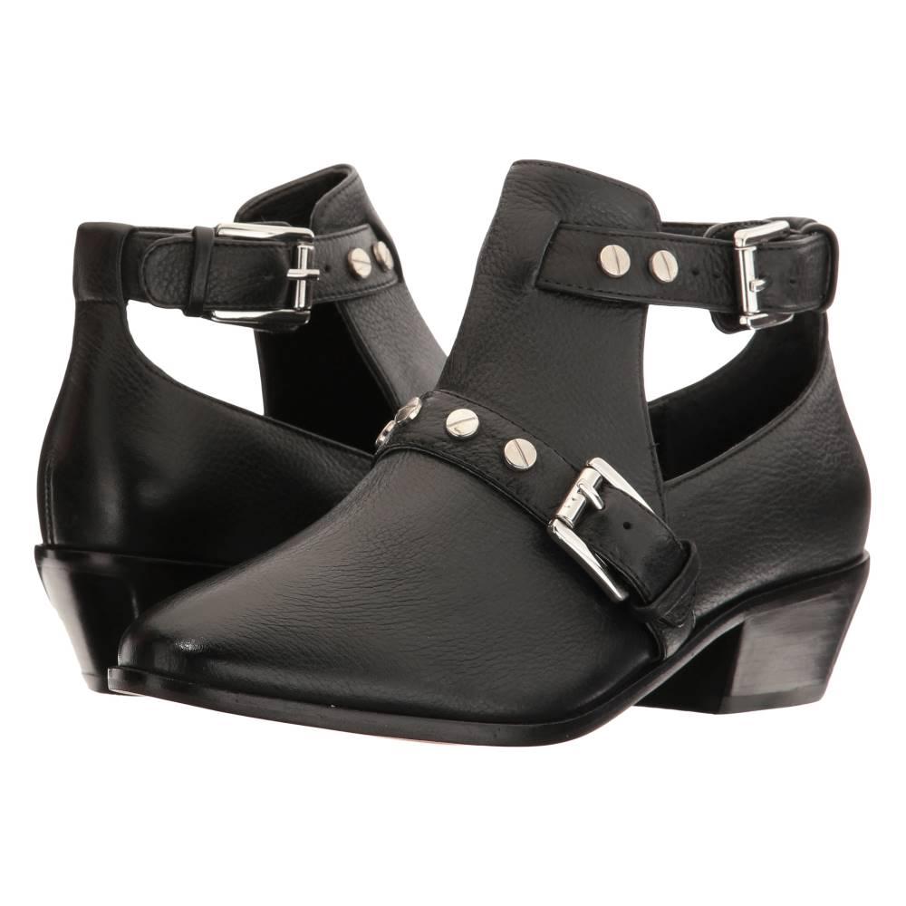 レベッカ ミンコフ レディース シューズ・靴 ブーツ【Abigail】Black Lamba