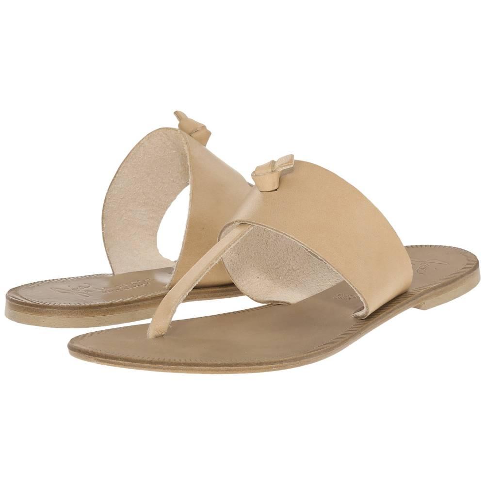 ジョア レディース シューズ・靴 サンダル・ミュール【Nice】Natural/Natural