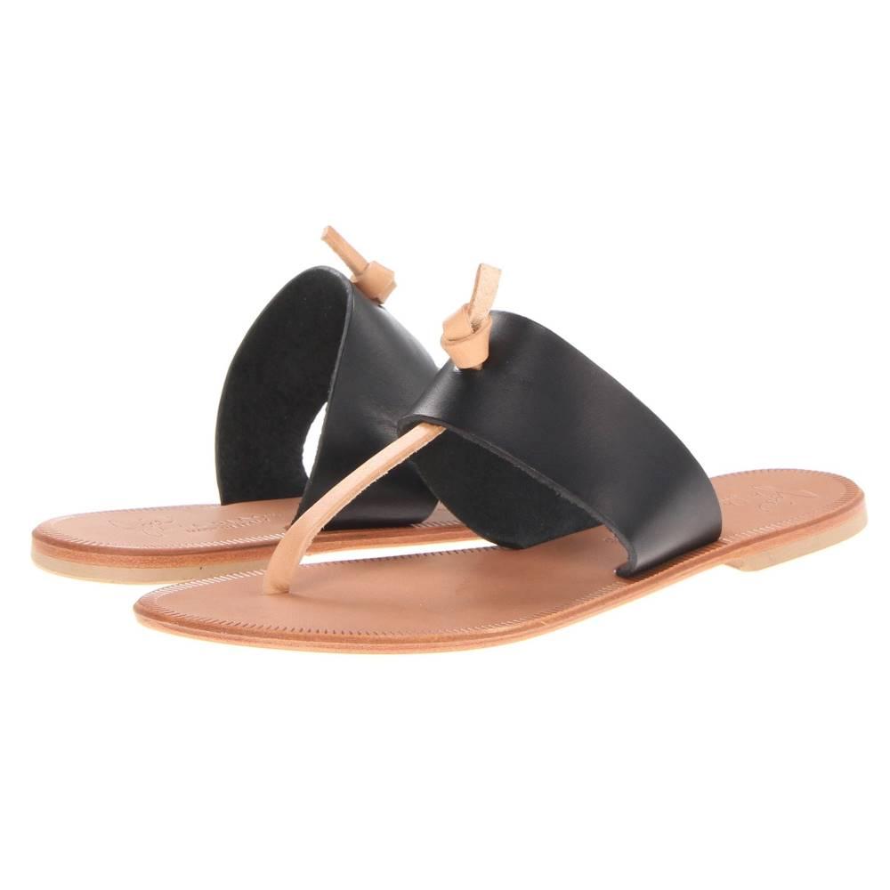 ジョア レディース シューズ・靴 サンダル・ミュール【Nice】Black/Natural 1