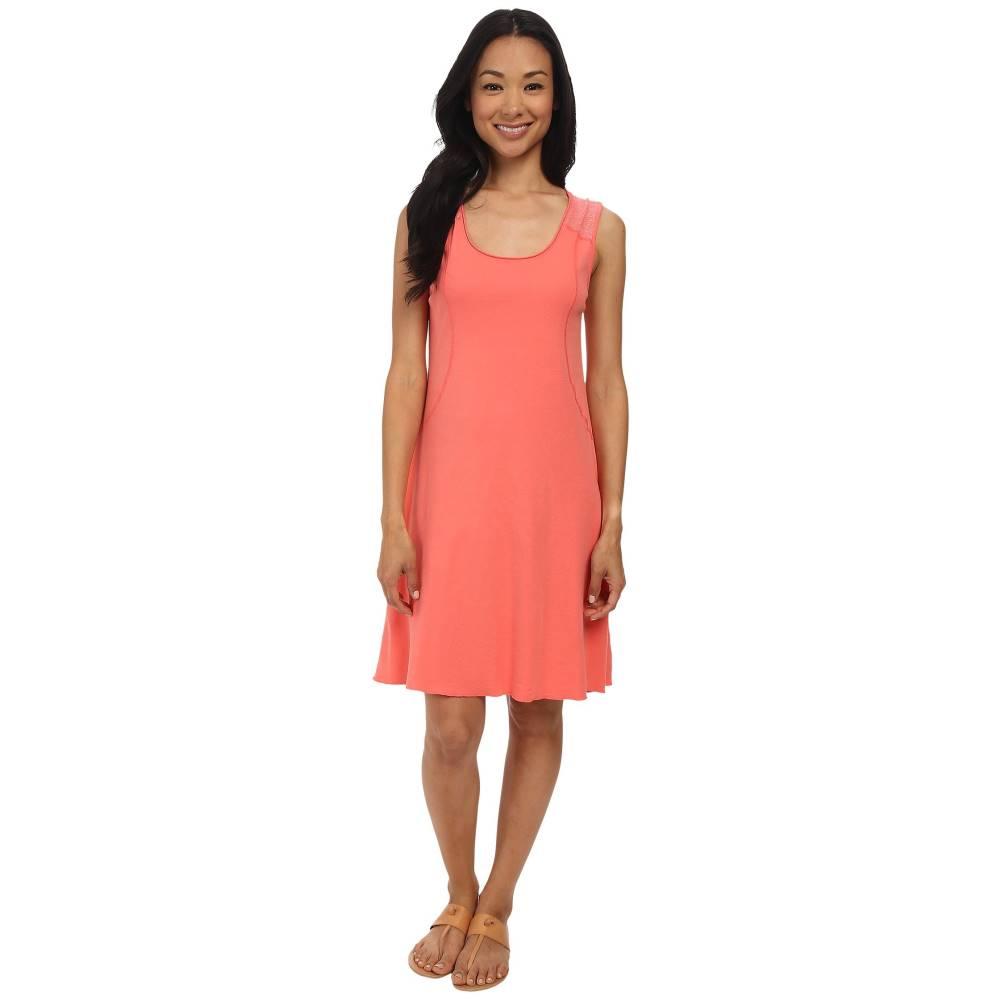 スリードッツ レディース ワンピース・ドレス ワンピース【Sleeveless Seamed Dress】Grapefruit