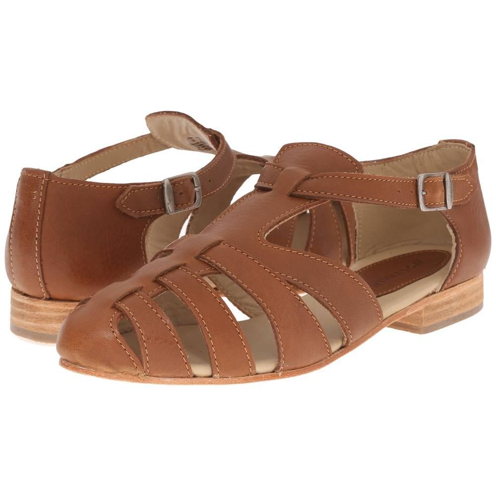 ウルヴァリン レディース シューズ・靴 サンダル・ミュール【Freida】Tan Leather