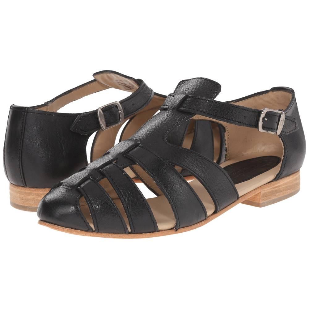 ウルヴァリン レディース シューズ・靴 サンダル・ミュール【Freida】Black Leather
