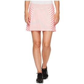 ナイキ レディース ゴルフ ボトムス・パンツ【Precision Knit Print Skort 2.0】Racer Pink/White/Metallic Silver