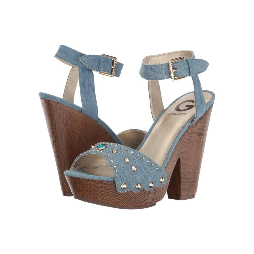 ゲス レディース シューズ・靴 サンダル・ミュール【Salsa2】Blue