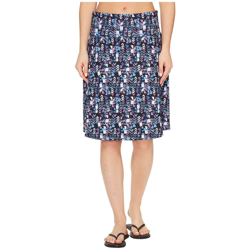 ウールリッチ レディース スカート【Rendezvous Printed Skirt】Navy
