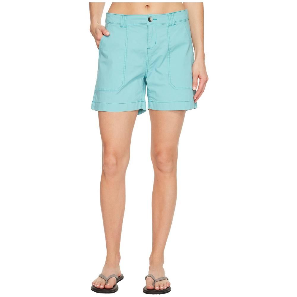 ウールリッチ レディース ボトムス・パンツ ショートパンツ【Vista Point Eco Rich Shorts】Sky Blue