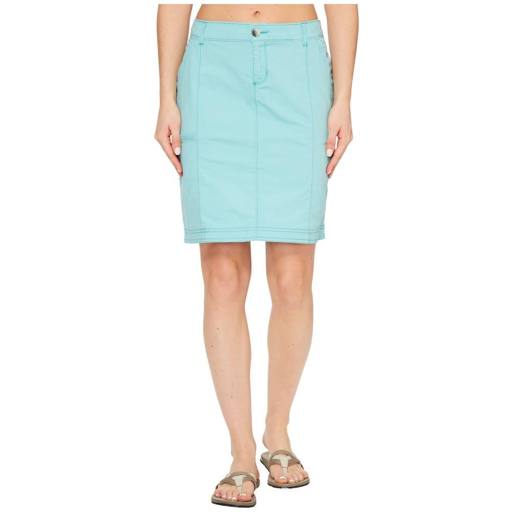 ウールリッチ レディース スカート【Vista Point Eco Rich Skirt】Sky Blue
