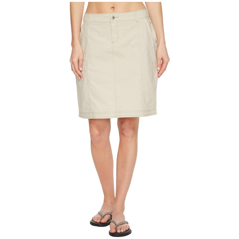 ウールリッチ レディース スカート【Vista Point Eco Rich Skirt】Stone