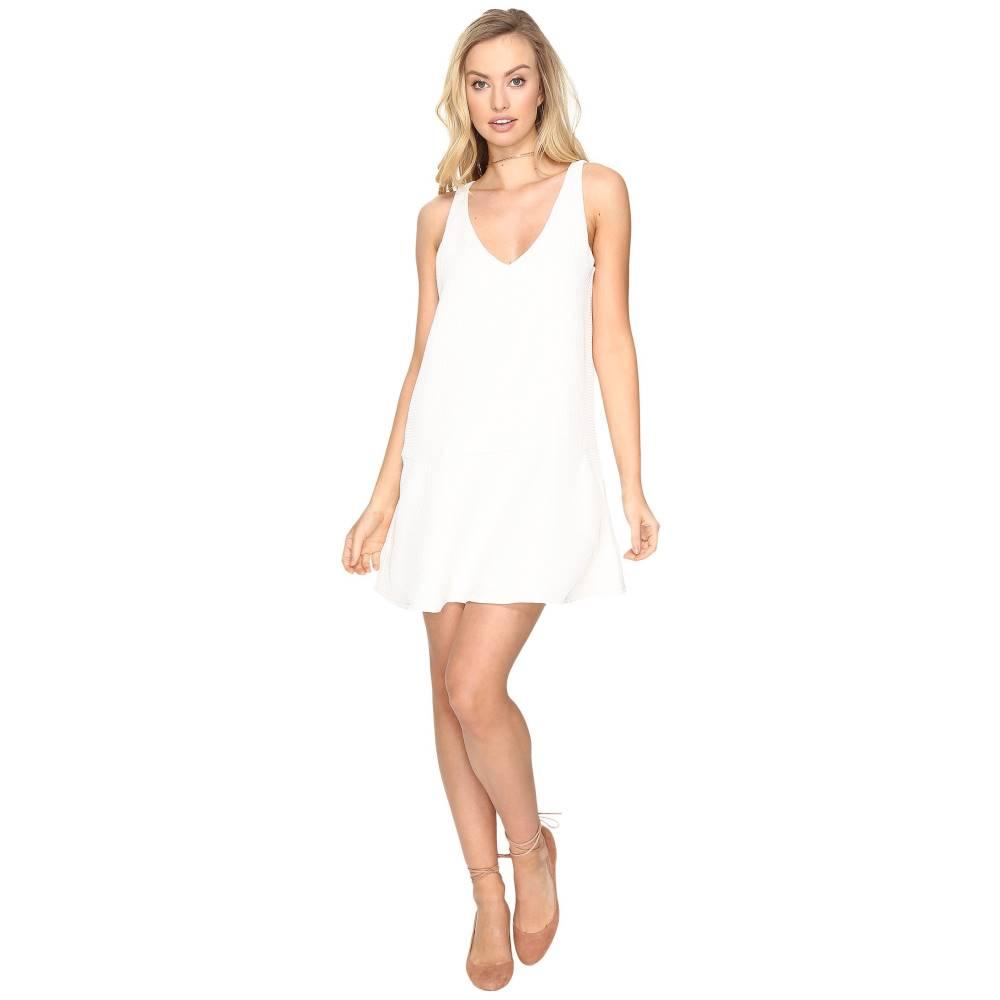 ダコタ レディース ワンピース・ドレス ワンピース【Jarvis Textured Shift Dress】Dirty White
